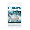Philips CR2016 batteria litio 3V