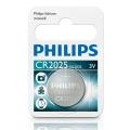 Philips CR2025 batteria litio 3V