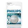 Philips CR2032 batteria litio 3V