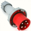 035-6 SPINA CEE 400V 63A 3P+N+T IP67