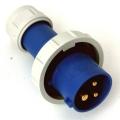 0132-6 SPINA CEE 230V 16A 2P+T IP67