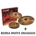 PAISTE PST5 Universal Set Piatti + Borsa