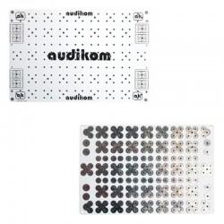 AUDIKOM PCB01 Crossover PCB cm.10x15