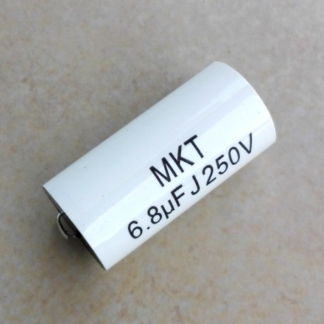 Condensatori poliestere 250V