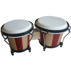 "SOUNDSATION COPPIA BONGOS 6""+7\"""