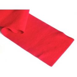 Panno copritastiera rosso per Pianoforte