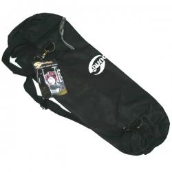 Borsa in tela nera per bacchette batteria