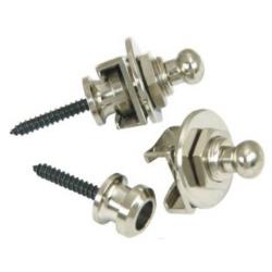 Strap Lock Cromato confezione 2pz