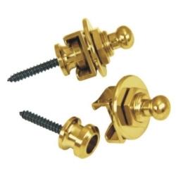 Strap Lock Dorato confezione 2pz
