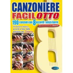 CANZONIERE FACILOTTO - CARISCH EDITORE