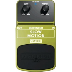 Slow Motion - Effects stompbox