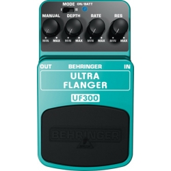 Ultra Flanger - Effects stompbox
