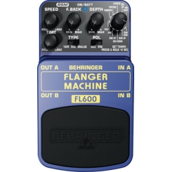 Flanger Machine - Effects stompbox