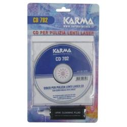 Laser lensens cleaning kit CD