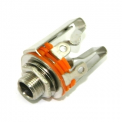 Femmina 6,3mm stereo 4 pin