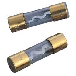 CIARE YPF925 fusibile AGU Ø 10x38mm dorato 25 Ampere