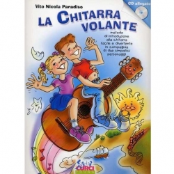 LA CHITARRA VOLANTE - VOL I - CURCI YOUNG