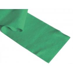 Panno copritastiera verde per Pianoforte