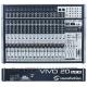 SOUNDSATION VIVO-20UFX MIXER con effetti digitali e USB