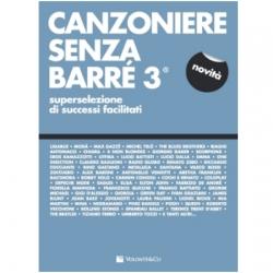 CANZONIERE SENZA BARRE\' 3 - VOLONTE\' EDITORE