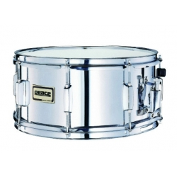 "SD-101M PEACE steel snare drum 6.5""x14"""