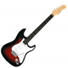 S-300 STRATOCASTER ELECTRIC GUITAR - SUNBURST