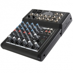 NEOMIX 202 MIXER 2CH. MIC + 2 CH. STEREO