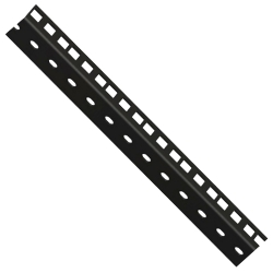 Barra pretagliata 12U per 12 unità rack