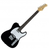 CHITARRA TELECASTER ELECTRIC GUITAR - BLACK