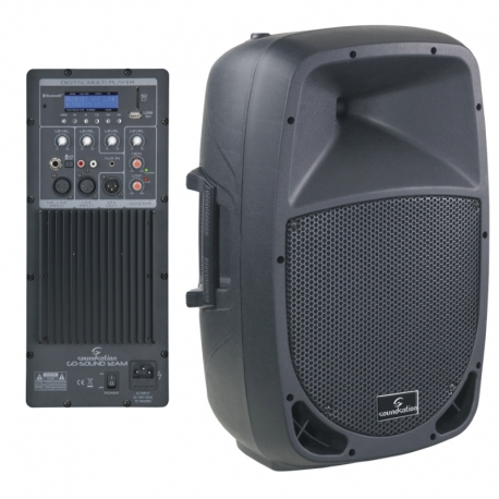 SOUNDSATION GOSOUND 12A CASSA ATTIVA 440W MP3/Bluetooth