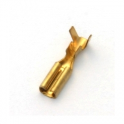 Faston femmina 2,8mm in ottone - Conf. 200pz