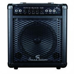 PITCH BLACK 35B Amplificatore per basso