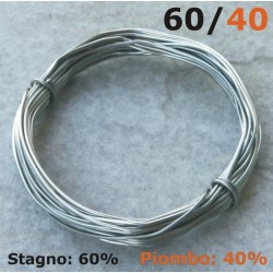 Stagno 60/40 Ø 1mm