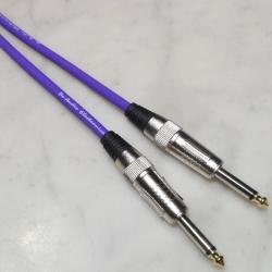 Cavo strumenti ultraflex Viola con connettori prof.li