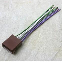Cablaggio ISO con blocchetto altoparlanti