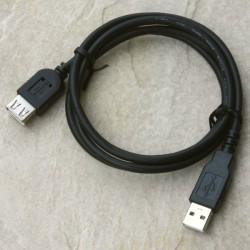 Cavo USB 2.0 Maschio/femmina Mt.1