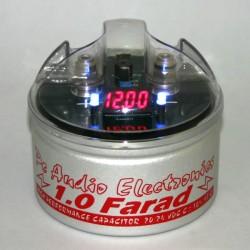 Condensatore small size 1F con display rosso