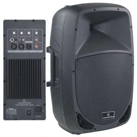 SOUNDSATION HYPER TOP 15A diffusore bi-amplificato 500W RMS