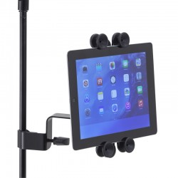 TABSTAND-200 supporto IPAD/Tablet da asta microfonica