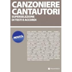NUOVO CANZONIERE CANTAUTORI 332 Brani - VOLONTE\' EDITORE