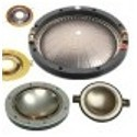 Replacement diaphragms for HF Drivers